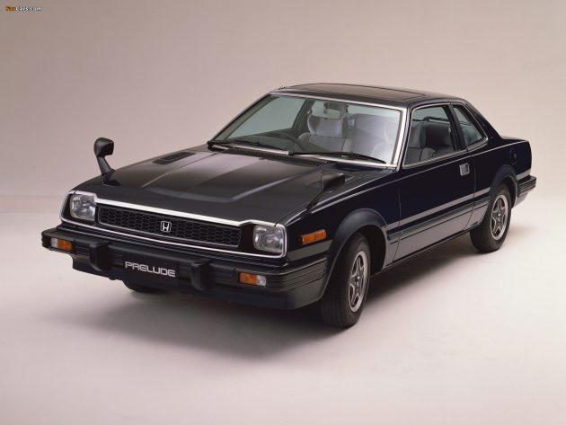 1978 Hnda Prelude 630x473 Top 10 Honda models