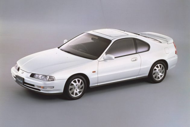 1994 Honda Prelude Special Edition 630x421 Top 10 Honda models