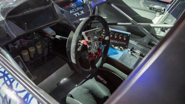 2015 Acura TLX GT 630x354 2015 Acura TLX  GT Racer Car