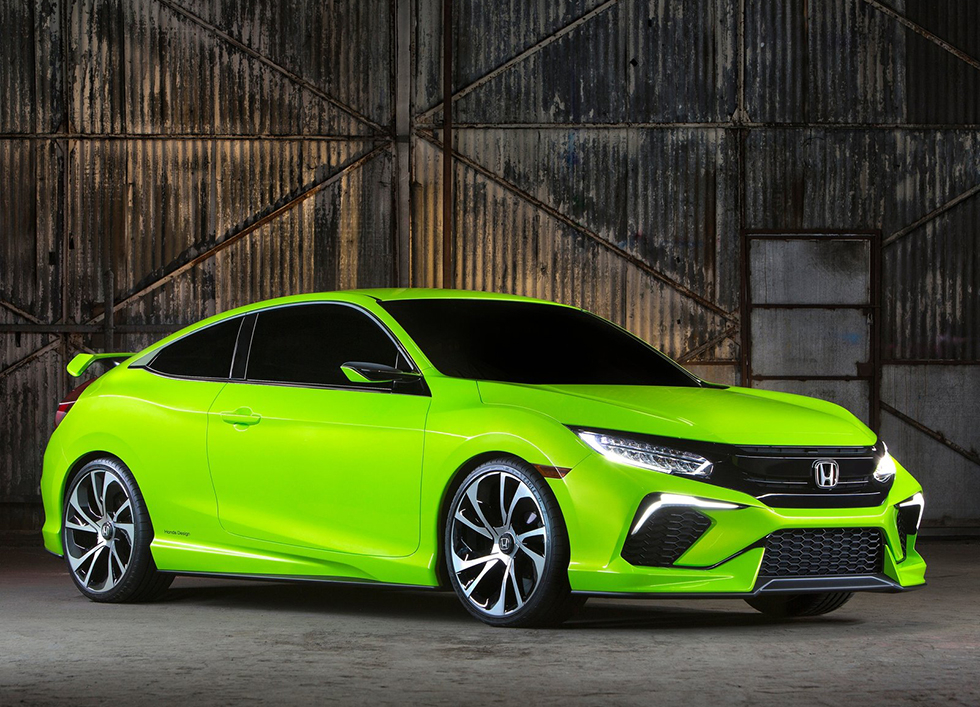 2018 Honda Accord >> 2015 Honda Civic Concept Review Exterior Release Date