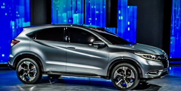 2015 Honda Urban SUV ext