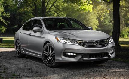 2016 Honda Accord 1 Top 10 Models