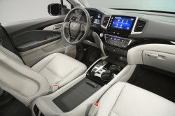 2016 Honda Accord interior 1 250x166 2016 Honda Accord redesign and specs