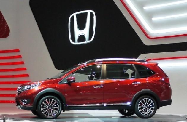 2016 Honda BR V 2 630x412 2016 Honda BR V review