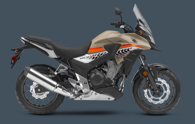 2016 Honda CB500X 24r 630x402 2016 Honda CB500X Review