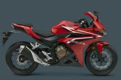 %name 2016 Honda CBR500R price