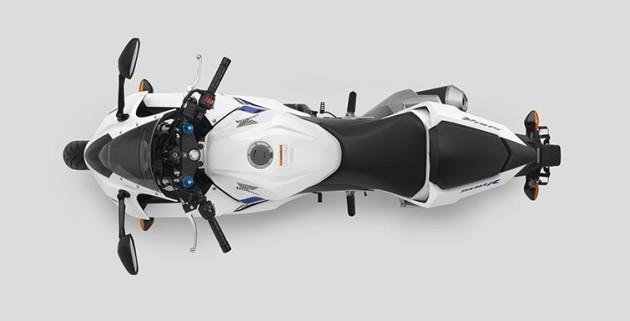 2016 Honda CBR500R exterior 630x321 2016 Honda CBR500R price