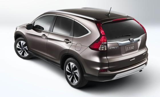 2016 Honda CR V Special Edition exterior 2016 Honda CR V Special Edition