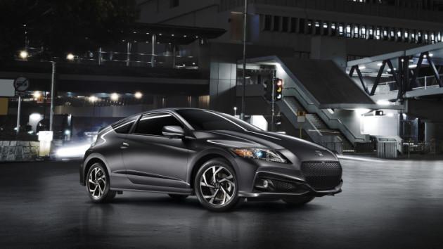 2016 Honda CR-Z EXT