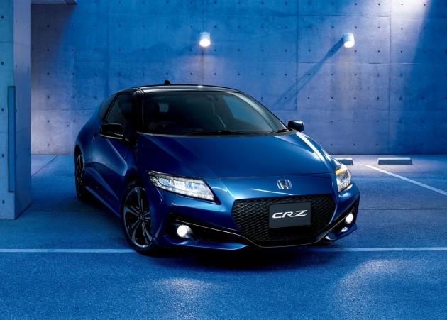 2016 Honda CR Z exterior 630x451 2016 Honda CR Z specs and release date