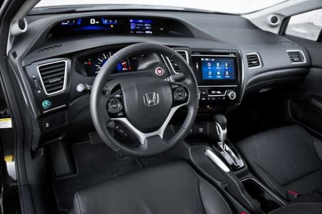 2016 Honda Civic Intterior 630x418 Coupe Price