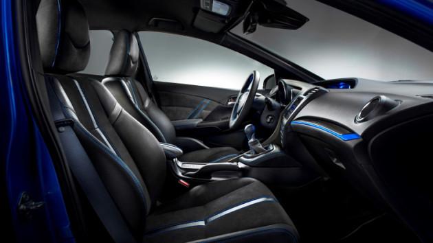 2016 Honda Civic Tourer Active Life Concept interior 2
