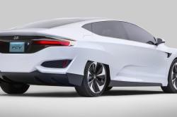2016 Honda FCEV Concept back 250x166 2016 Honda FCEV Concept release date