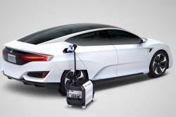 2016 Honda FCEV Concept engine 250x166 2016 Honda FCEV Concept release date