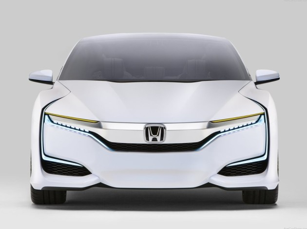 2016 Honda FCEV Concept ext2 630x470 2016 Honda FCEV Concept release date