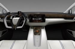 2016 Honda FCEV Concept interior 250x166 2016 Honda FCEV Concept release date