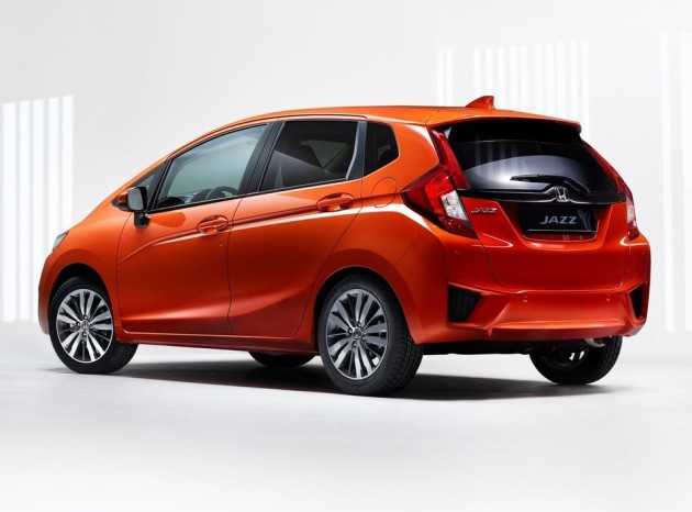 2016 Honda Jazz exterior 630x466 2016 Honda Jazz price