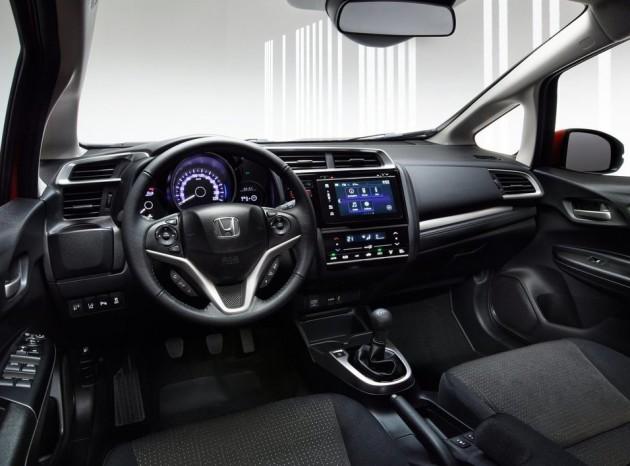 2016 Honda Jazz interior 630x466 2016 Honda Jazz price