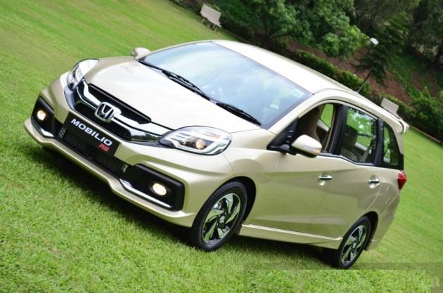 2016 Honda Mobilio 3 630x417 2016 Honda Mobilio review