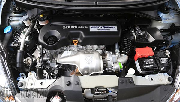 2016 Honda Mobilio engine 2016 Honda Mobilio review