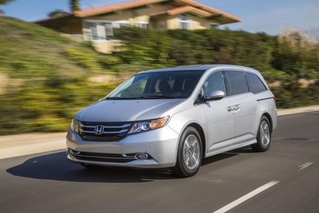 2016 Honda Odyssey Special Edition ext 2