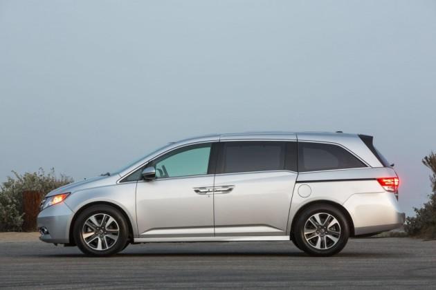 2016 Honda Odyssey Special Edition ext