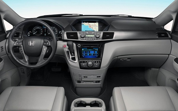 2016 Honda Odyssey Interior Changes And Release Date