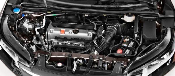 2016 Honda Vezel engine 2016 Honda Vezel review