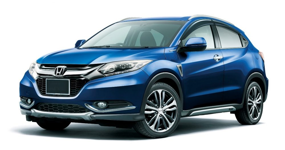 2016 Honda Vezel Review Specs Price Release Date Design