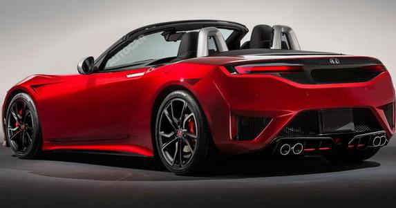 2016 Honda S20000 S2000 Specs And Price