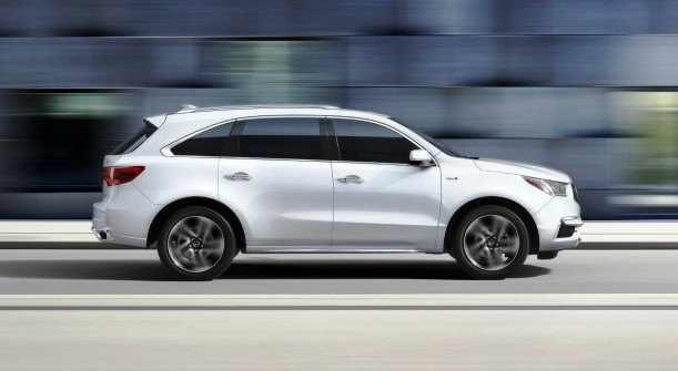 2017 Acura MDX 4 2017 Acura MDX Release date and Changes