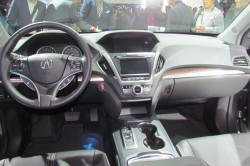 2017 Acura MDX itnterior 250x166 2017 Acura MDX Release date and Changes