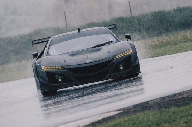 2017 Acura NSX GT3 46 630x417 2017 Acura NSX GT3 Race Car