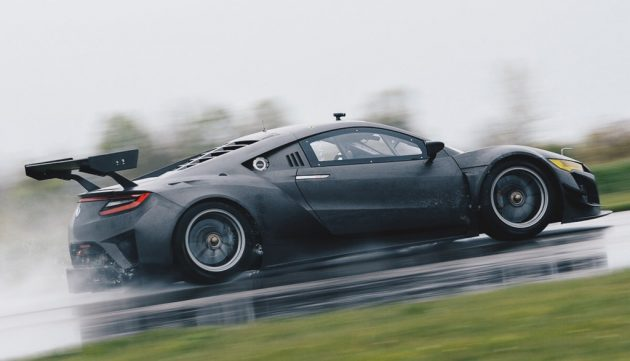 2017 Acura NSX GT3 EXT