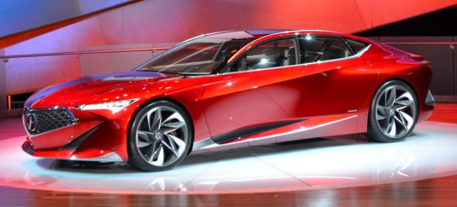 2017 Acura Precision Concept Review