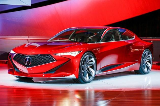 2017 Acura Precision Concept 3 630x417 2017 Acura Precision Concept Review