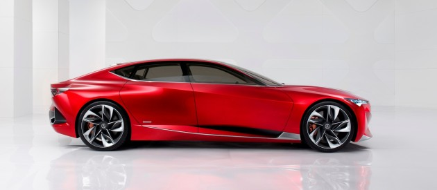 2017 Acura Precision Concept 5 630x275 2017 Acura Precision Concept Review