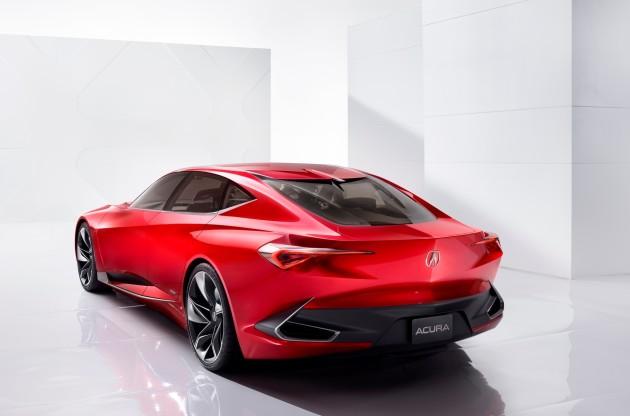 2017 Acura Precision Concept EXT 2 630x416 2017 Acura Precision Concept Review