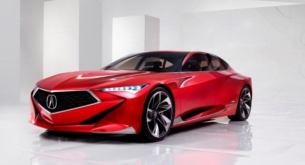 2017 Acura Precision Concept EXTERIOR 4 630x340 2017 Acura Precision Concept Review