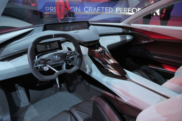 2017 Acura Precision Concept interior 1 630x420 2017 Acura Precision Concept Review