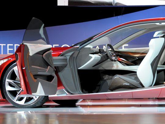 2017 Acura Precision Concept interior 2 2017 Acura Precision Concept Review