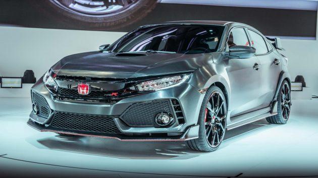 2017 Honda Civic Type R 2