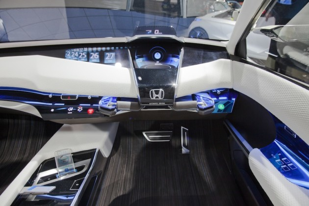 2017 Honda AC X interior 630x420 2017 Honda AC X