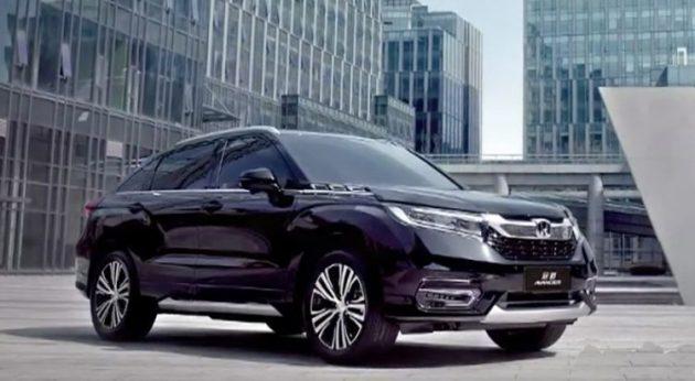2017 Honda Avancier 23.457 630x346 2017 Honda Avancier Price