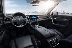 2017 Honda Avancier interior 250x166 2017 Honda Avancier Price