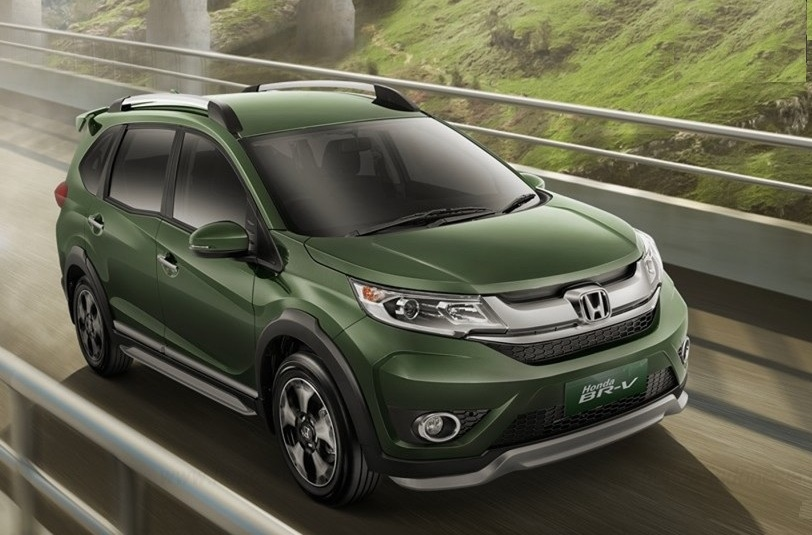 Car Tail Lights >> 2017 Honda BR-V Review Price Specs Changes Interior