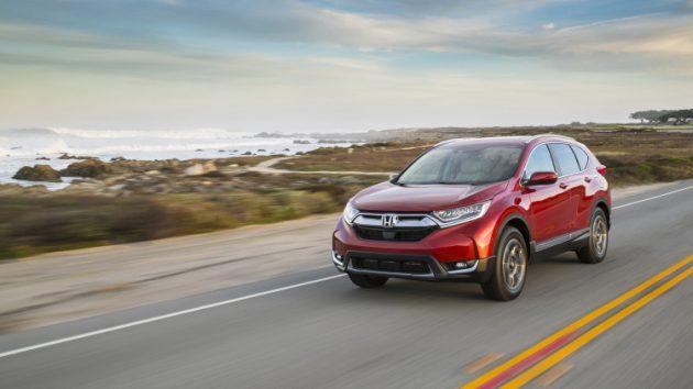 2017 Honda CR V 1 1 630x354 2017 Honda CR V fully improved