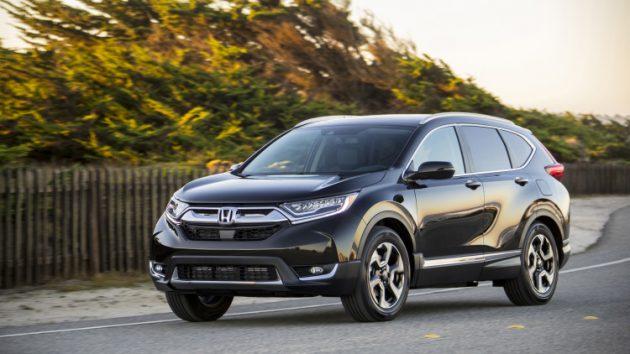 2017 Honda CR-V EXT 4
