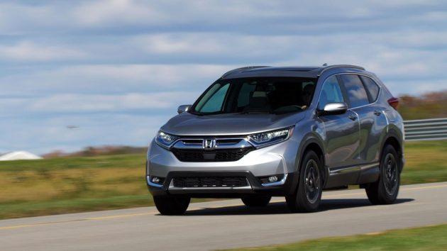 2017 Honda CR V 3 7 630x354 2017 Honda CR V EX L
