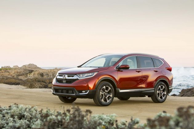 2017 Honda CR V 34 3 630x420 2017 Honda CR V EX L